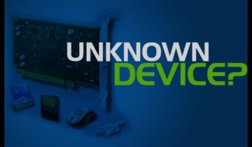 Unknown Device что это и как исправить