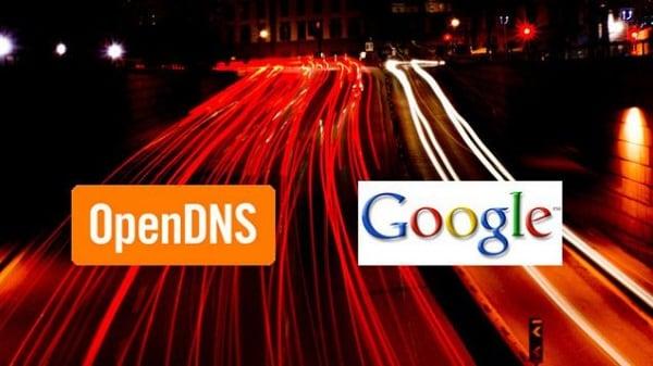 Задействуем DNS от Google