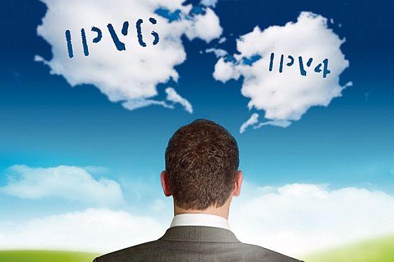 Описание IPV6 и IPV4