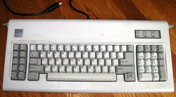 Та самая клавиатура
