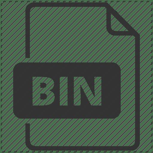 Расширение BIN