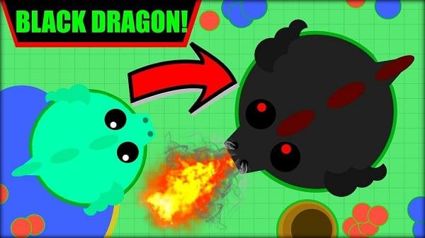 Одно из самых развитых существ в игре - Дракон