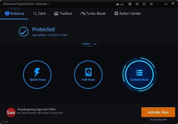 Защищаем компьютер от вирусов
