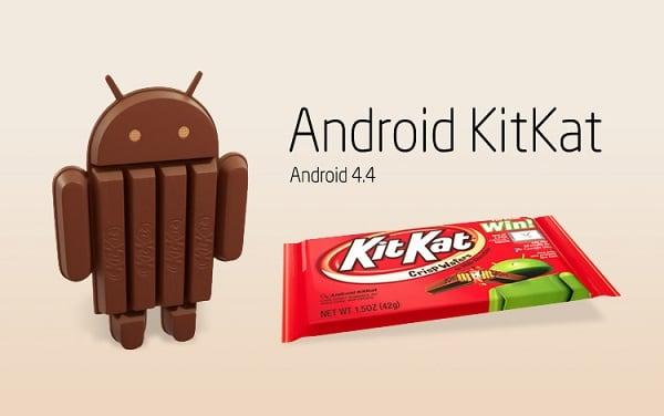 Андроид 4.4 KitKat