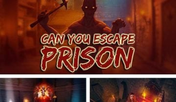 Прохождение игры Дом страха Тюрьма
