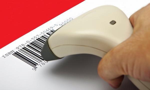 Идентификация кода ISBN