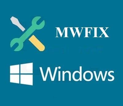 Лого MWFIX для Windows