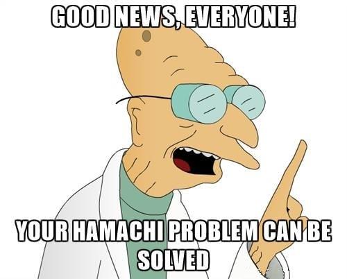 """Исправляем проблемы с """"Hamachi"""" на вашем ПК"""