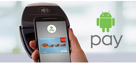 Картинка Android Pay