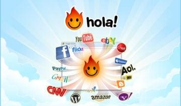 Дополнение Hola для разблокировки сайтов