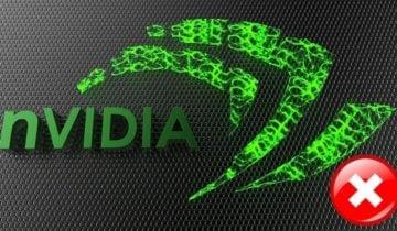 Рассматриваем причины проблем при обновлении драйверов к картам Nvidia
