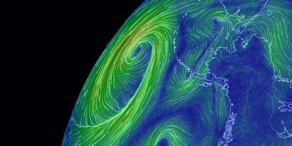 Такие сервисы способны предоставить информацию о ветрах в практически любой точке земного шара