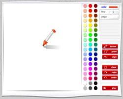 Рисуем онлайн на компьютере