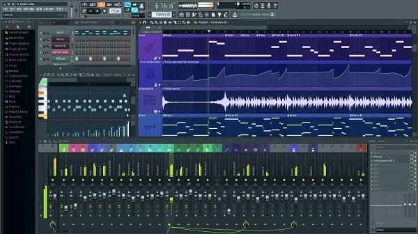 Программа FL Studio 12
