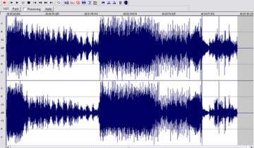 """Редактируйте ваше аудио с """"Wavosaur"""""""