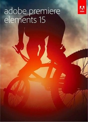 Заставка Premiere Elements 15