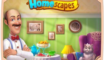 """Проходим сложные уровни в """"Homescapes"""""""