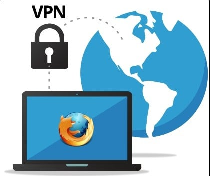 Использование ВПН и прокси позволяет получить доступ к заблокированному ранее ресурсу