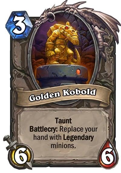 Золотой кобольд