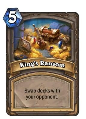 Выкуп короля