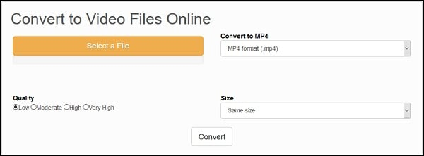 Сервис files-conversion