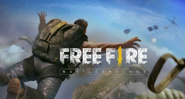 Обложка Free Fire Battlegrounds