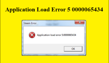 Разбираемся с ошибкой 5 0000065434