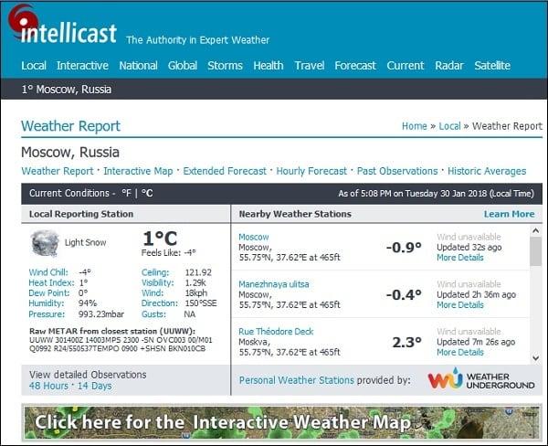 intellicast.com