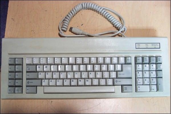 Клавиатура XT