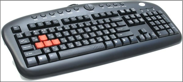 Клавиатура для интернета