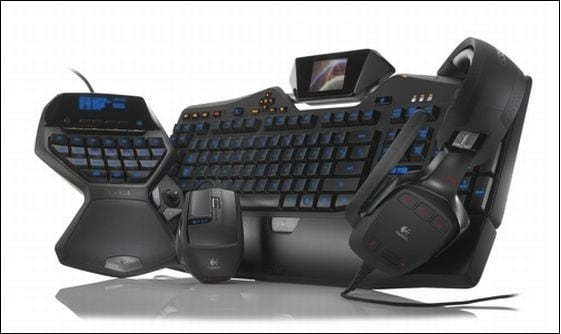 Модерная клавиатура