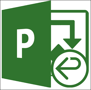 Логотип Microsoft Project