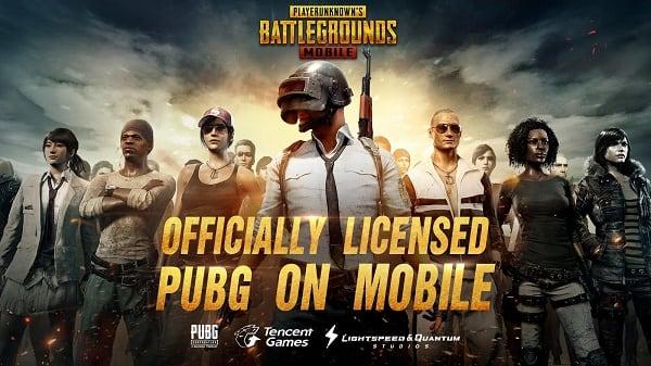"""Официальная """"Pubg Mobile"""" вышла в свет совсем недавно"""