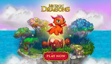"""Изучаем игровой геймплей """"Merge Dragons"""""""
