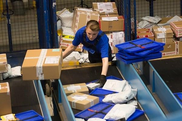 Фото сортировки почты