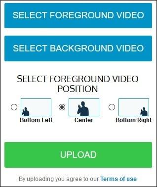 Загрузка нужного видео на ресурс