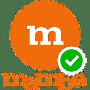 Логотип mamba