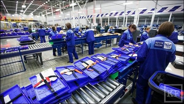 Конвеер обработки почты