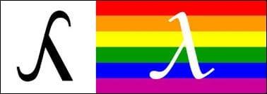 Лямбда ЛГБТ