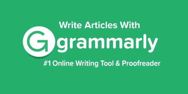 Расширение Grammarly