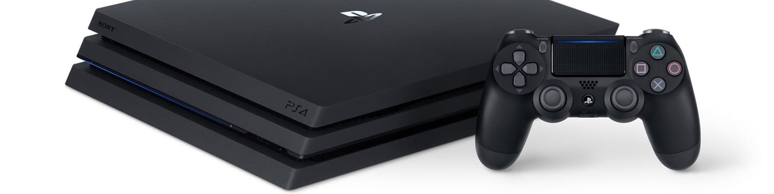 Обложка Playstation 4