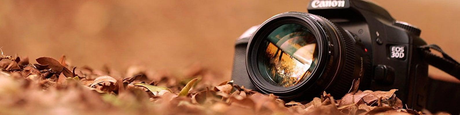 Обложка фотоаппарат
