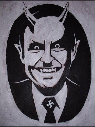 Гитлер воплощение
