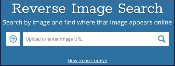 Сервис TinEye