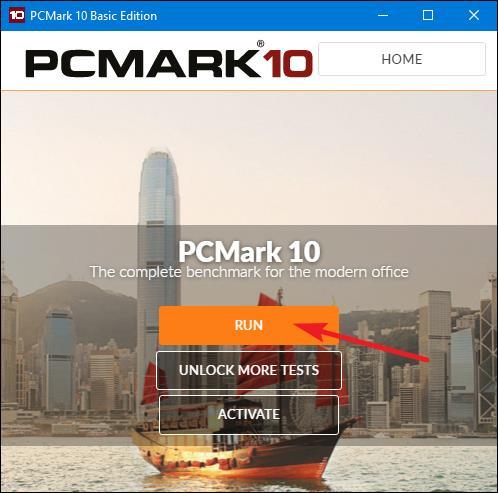 Сервис PC Mark