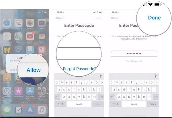 Алгоритм Apple ID