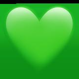 Зелёное сердце ВК