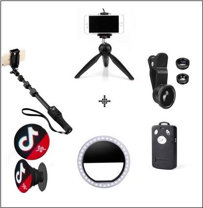 Качественная камера Тик Ток