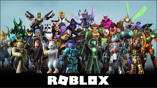 Заставка Roblox