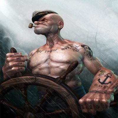 Моряк Папай